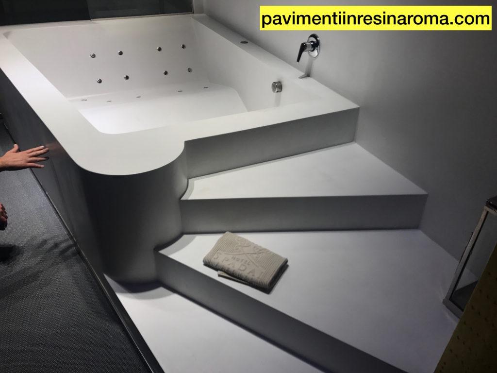Vasca Da Bagno In Resina : Vasca da bagno resina. elegant arne vasca da bagno ergonomica in
